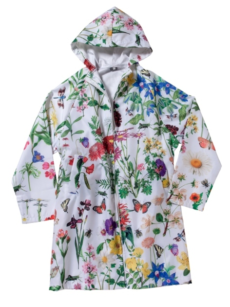 RH112-BOT Raincoat - Botanical 1