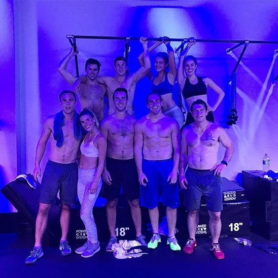 RockItWorkIt Group Fitness