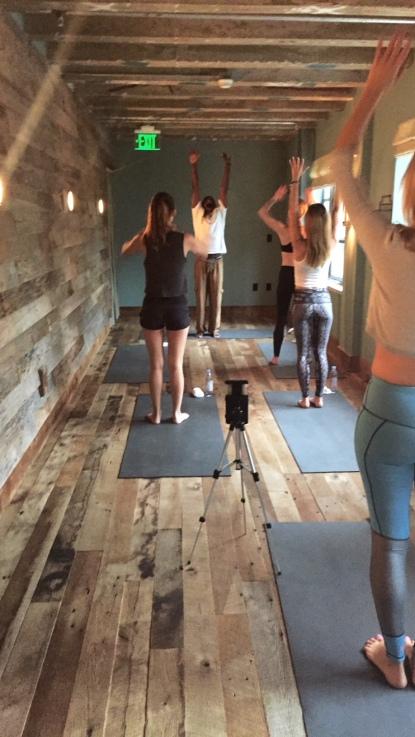 Yoga in Miami