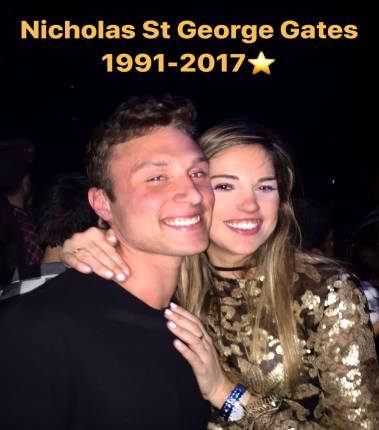 Nick Gates