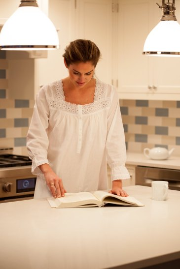 Jacaranda Living Susan nightgown for mother's day