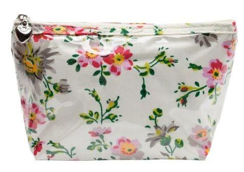floral cosmetic bag jacaranda living