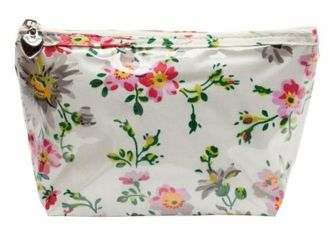 floral cosmetic bag jacaranda living