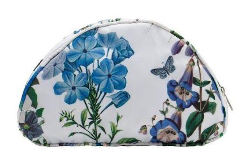 rosehip printed cosmetic bag