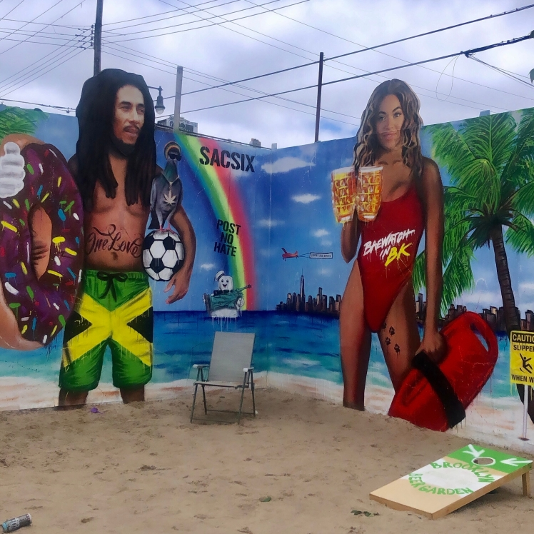 beyonce and bob marley