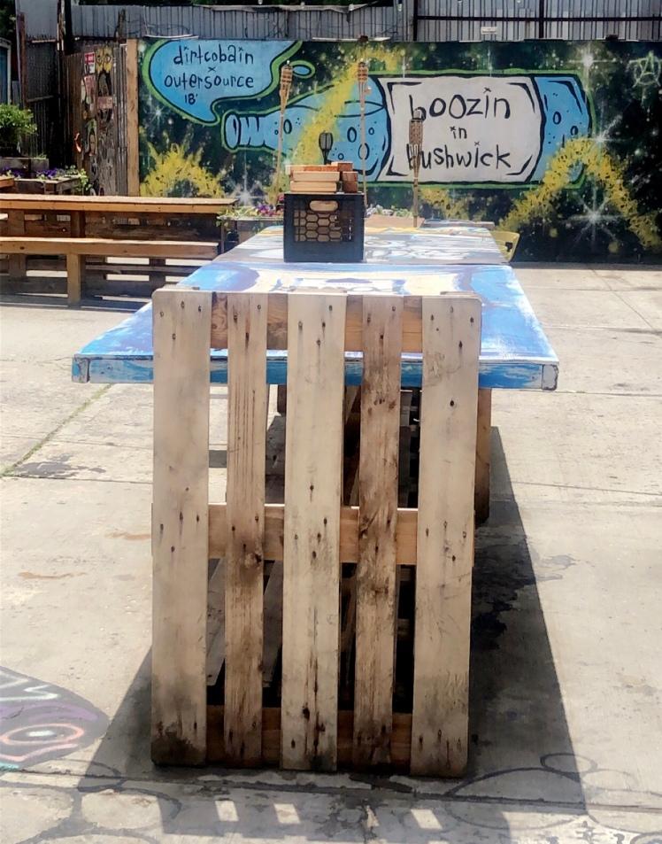 brooklyn beer garden